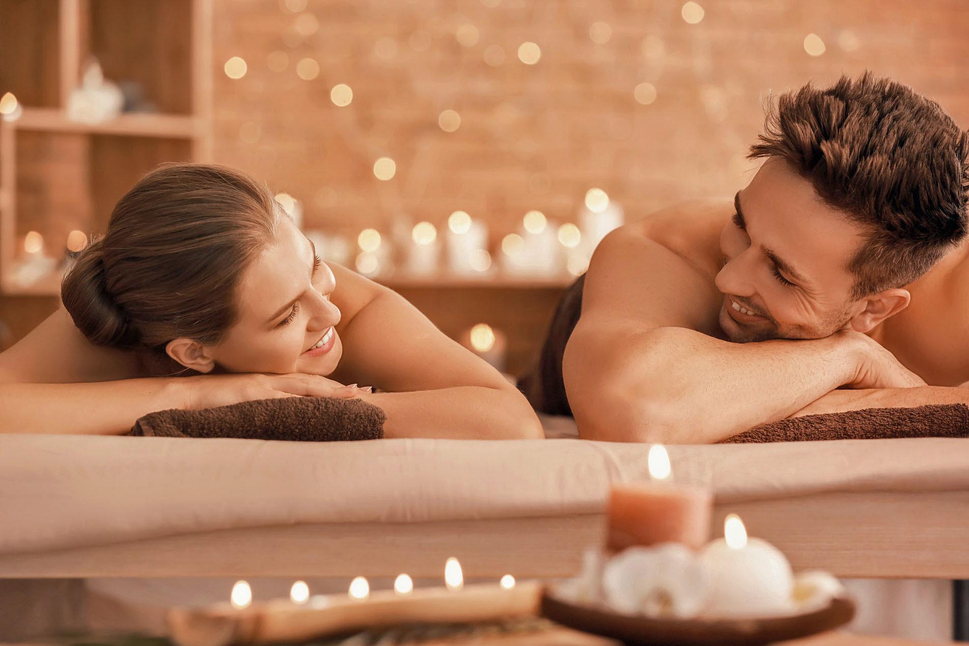 Masaż Relaksacyjny całego ciała 90 minut - dla dwojga