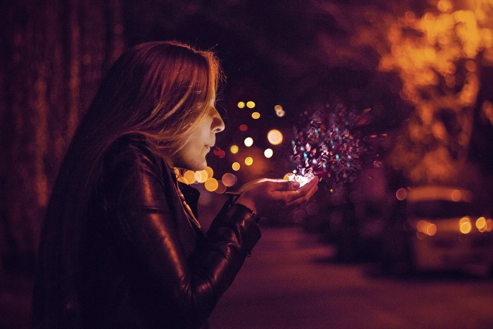 Magia Dotyku- luksusowy rytuał na całe ciało z masażem grzbietu na ciepły olej z płonącej świecy Organique 90 minut - dla dwojga