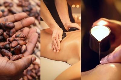Wybierz jeden z trzech magicznych masaży całego ciała 90 minut