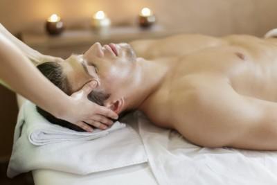 """""""Magiczna Moc Orientu"""" masaż całego ciała i twarzy 90 minut - dla niego"""