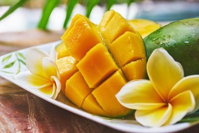 Orientalna Marakuja w towarzystwie soczystego Mango - mocno odświeżający i orzeźwiający masaż 90 minut - dla dwojga