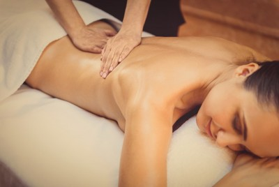 Masaż Relaksacyjny tył ciała + stopy - 60 minut - dla niej