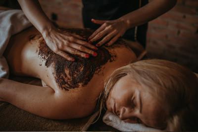 Czekoladowa przyjemność - ceremonia z masażem - 90 minut